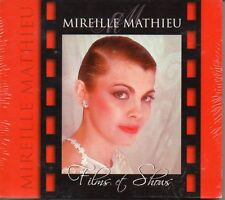 ☆ 2CD Mireille MATHIEU	Films & Shows 36-TRACK DIGIPACK Ltd ed NEW SEALED RARE  ☆