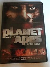 Planet Of The Apes DVD Movie