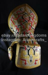 Medieval Gauntlets Tournament manifer of Mikalay Radziwill The Black's armour