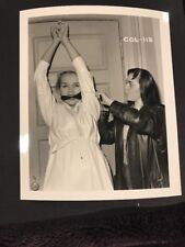 4 X 5 ORIGINAL NEGATIVE PHOTO FROM IRVING KLAW ARCHIVES Tied Up Series COL-118