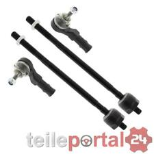 2x Tie Rod End + Track Rod End Renault Scenic (1999-2003) Front
