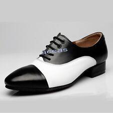Adult Men's Ballroom Modern Dance Waltz Tango Fox Trot Dancewear Dancing Shoes