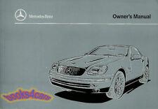 buy slk car manuals and literature ebay rh ebay co uk 2012 Mercedes-Benz MLK 2011 SLK350