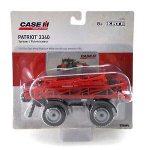 CASE IH PATRIOT 3340 SPRAYER DIECAST SCALE 1/64 NEW ERTL