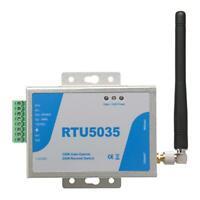 RTU5035 GSM Gate Opener Relay Switch Wireless Remote Control with Antenna #gib
