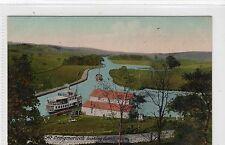 CANAL AT CRAIGMARLOCH, near KILSYTH: Dunbartonshire postcard (C11798)