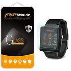 2x Supershieldz Tempered Glass Screen Protector Saver for Garmin Vivoactive