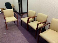 Guestlobbyside Chair By The Gunlocke Company Office Furniture In Light Beige