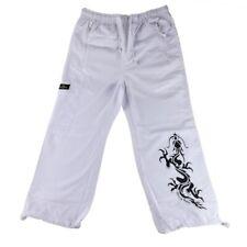 Uncle Sam 3/4 Jogginghose Sommerhose Sporthose mit Drachen Motiv