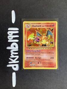 Charizard 11/108 HoloPokemon Card XY Evolutions MINT