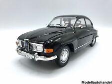 Saab 96 V4  1971 schwarz   1:18 MCG  >> neue Farbvariante <<