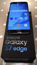 SAMSUNG GALAXY S7 EDGE - EXCELLENT - SM-G935F - 32GB - Black Onyx (Unlocked)