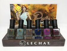 ON SALE- LECHAT Nail Lacquer- MINI- RUSTIC RETREAT Fall 2014- 6 Colors x.25 oz