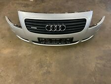 AUDI TT MK1 8N3 1.8T QUATTRO COMPLETE FRONT BUMPER LIGHT SILVER LY7W