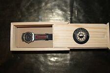 EASY RIDER COLLECTORS WATCH IN WOOD BOX