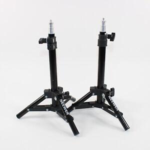 Neewer Mini Set Two Aluminum Photography Back Light Stands 32'' 80cm