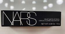 New NARS Velvet Matte Lip Pencil - Shade 'Do Me Baby' - 1.8g RRP £15