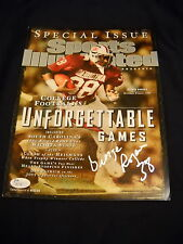 George Rogers Autographed Sports Illustrated Magazine Gamecocks EXACT PROOF/ JSA