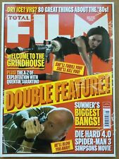 Total Film Magazine # 127 - May 2007 - Die Hard 4.0 Simpsons Movie