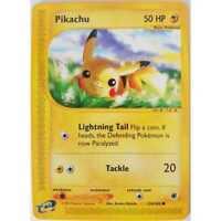 Pikachu 124/165 Expedition 2002 Englisch NM