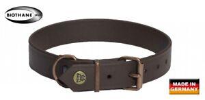 Akah Biothane Collar Braun 50cm Dog Collar Dog