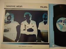 TANGERINE DREAM 2LP POLAND 1984 JIVE ELECTRO HIP 22 UK