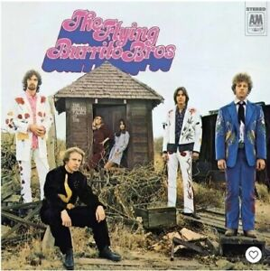 Flying Burrito Brothers - Gilded Palace Of Sin [Vinyl New] 602507482428