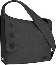 OGIO Brooklyn Borsa a tracolla donna Nero Per Ragazze Laptop/Tablet/lavoro