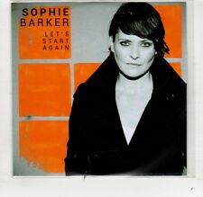 (HR632) Sophie Barker, Let's Start Again - 2017 DJ CD