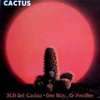 Cactus - Cactus / One Way…Or Another (NEW 2 x CD)