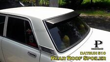New Rear Roof Window Visor Spoiler Steel Fit For DATSUN 510
