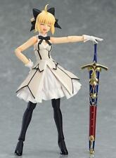 New Anime Figma EX-038 Fate Grand Order Saber Lily PVC Figure Toys