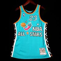 100% Authentic Michael Jordan Mitchell Ness 1996 All Star Game Jersey Size 40 M