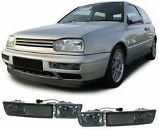 VW GOLF MK3 SMOKED FOG LIGHTS LAMPS & INDICATORS 9/1991-8/1997