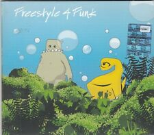 FREESTYLE 4 FUNK - various artists CD