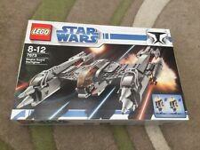 Star Wars lego magna guard starfighter 7673 factory sealed