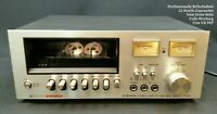 Pioneer CT-F2121 WORKING & REFURBISHED Vintage Cassette Tape Deck 1970s Analogue