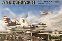 Hobby Boss LTV A-7B Corsair II Carrier Based Aircraft Vietnam 1/48 Scale