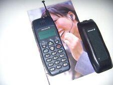 ERICSSON GO118 GSM ORIGINALE 1995 ESEMPLARE UNICO + BATTERIA ORIGINALE ERICSSON