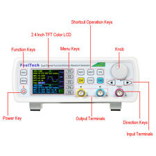 FeelTech FY6600 30 MHz Function Arbitrary Waveform Pulse DDS Signal Generator