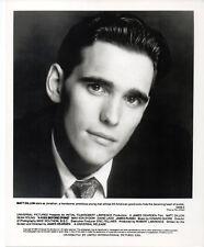 KISS BEFORE DYING 1991 Matt Dillon TERRY O'NEILL 10x8 PORTRAIT