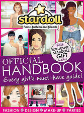 Stardoll: The Official Handbook by Stardoll, Good Used Book (Paperback) FREE & F