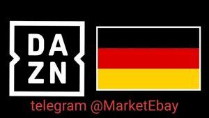 DAZN DE GERMANIA 1 MESE - PRIVATO  (TUTTA LA SERIE A-CHAMPIONS/EUROPA LEAGUE)