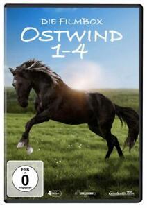 4 DVD-Box * OSTWIND 1 + 2 + 3 + 4  - DIE FILMBOX - HANNA BINKE # NEU OVP +