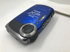 Fujifilm XP30 GPS blue Digital Camera