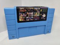 Super 49-in-1 Nintendo SNES Video Game Cartridge MultiCart NTSC
