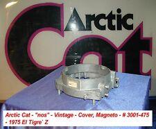 Arctic Cat Snowmobile Magneto Cover # 3001-475 1975 El Tigre Z  Vintage NOS