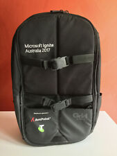 Microsoft Ignite 2017 attendee laptop backpack by Targus Grid