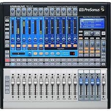 PreSonus StudioLive SLM AR16 18 Channel Hybrid USB Mixer Interface