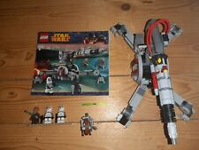 LEGO® AV-7 Anti-Vehicle Cannon™  Star  Wars™ Set 75045 /Wolfpack Clone Trooper!